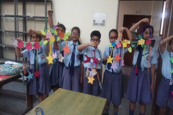 Maharaja Agrasen Model School-Summer Camp