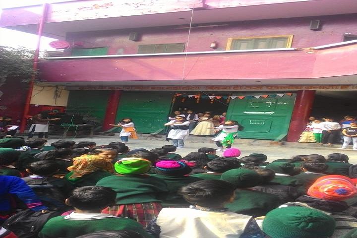 Maharishi Dayanand Model School-Events republic day
