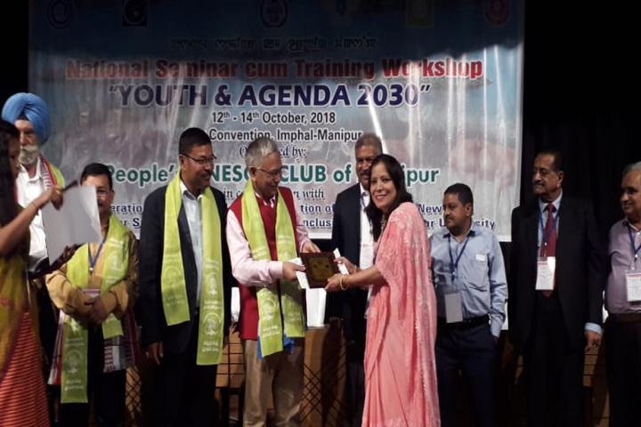 Maharishi Dayanand Model School-Others prize