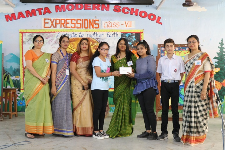 Mamta Modern Senior Secondary School-Inter Class Competition