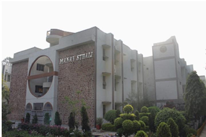 Manav Sthali School-Campusview