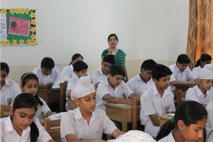 Manav Sthali School-Classroom