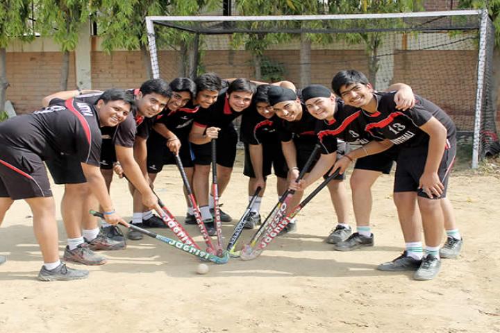 Manav Sthali School-Sports