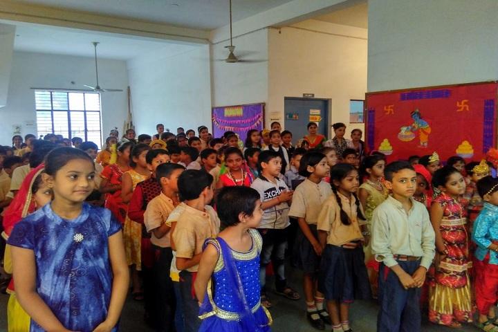 Margshree School-Events