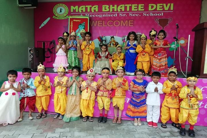 Mata Bhatee Devi Public School-Events programme