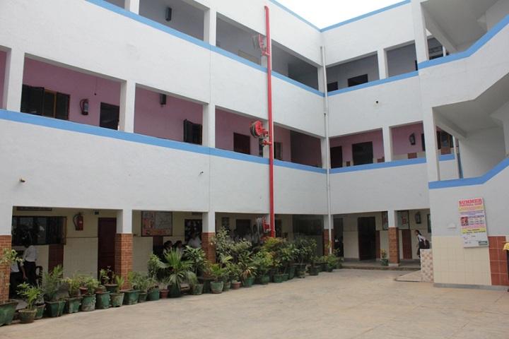 Mata Kasturi Devi Public School-Campus-View inside
