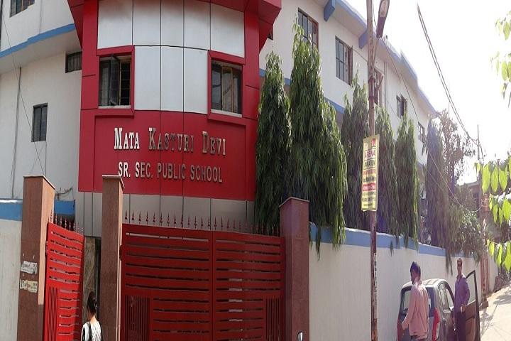Mata Kasturi Devi Public School-Campus-View