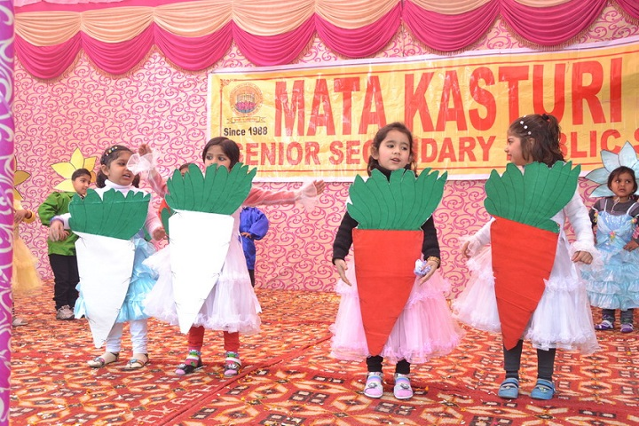 Mata Kasturi Devi Public School-Events