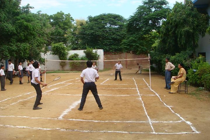 Mata Kasturi Devi Public School-Sports