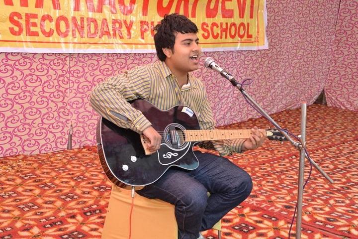 Mata Kasturi Devi Public School-Music