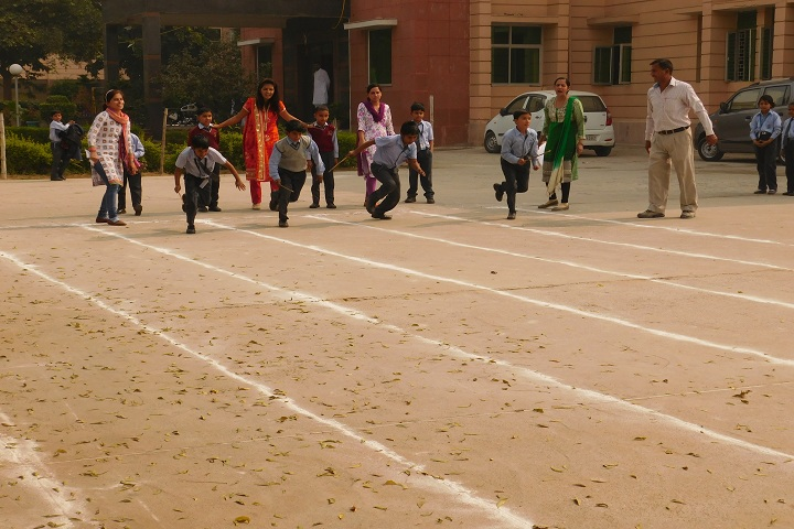 Mata Daan Kaur Public School -Sports