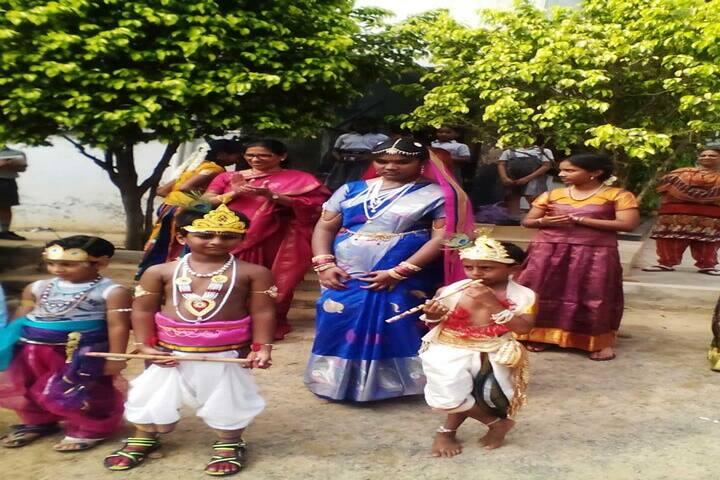 Subha Niketan English Medium School-Janmastami Celebration