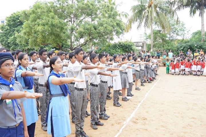 Subha Niketan English Medium School-Assembly