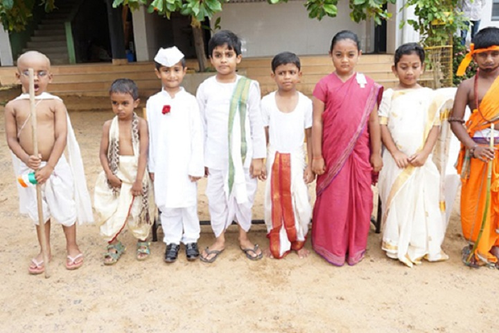 Subha Niketan English Medium School-Childrens Day