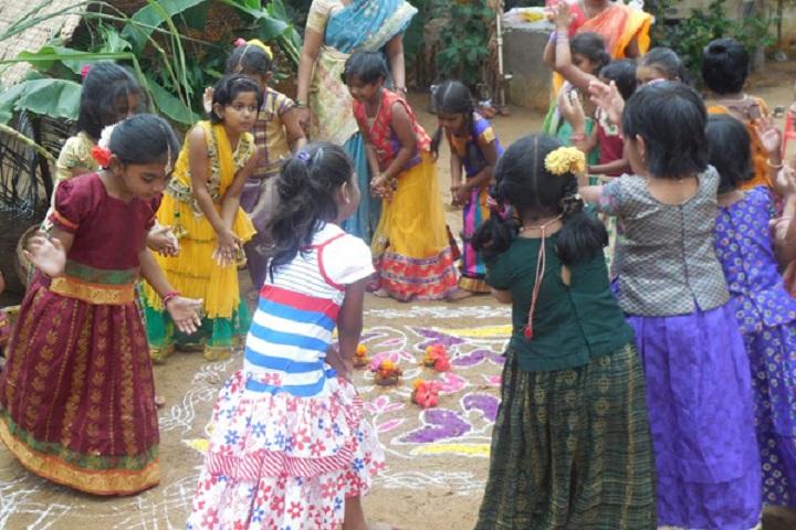 Subha Niketan English Medium School-Festival Celebration