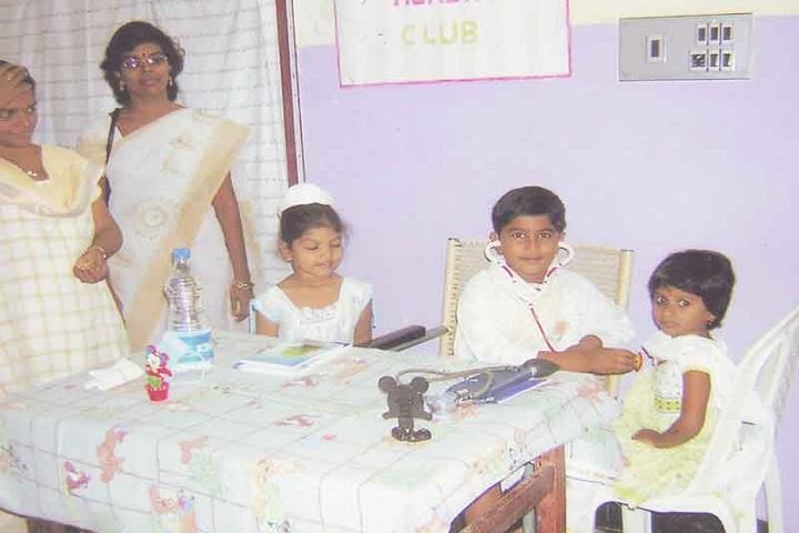 Subha Niketan English Medium School-Student Skit