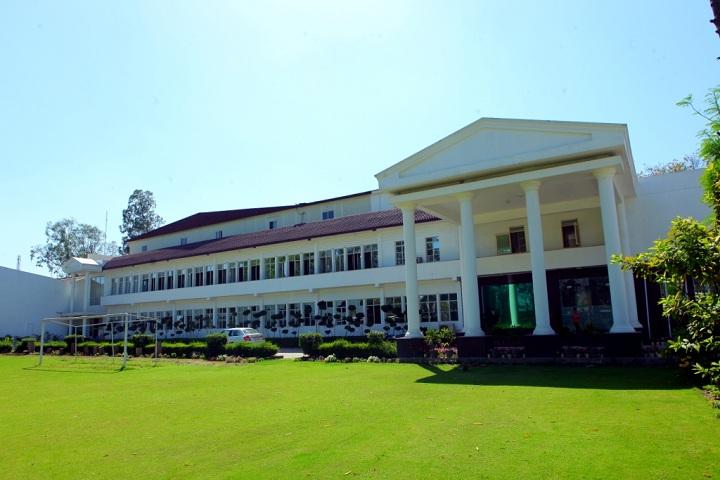 Mata Sukhdevi Public School-Campus-View