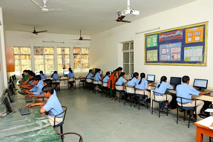 Mata Sukhdevi Public School-IT-Lab