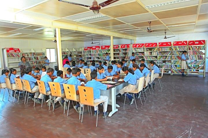 Mata Sukhdevi Public School-Library