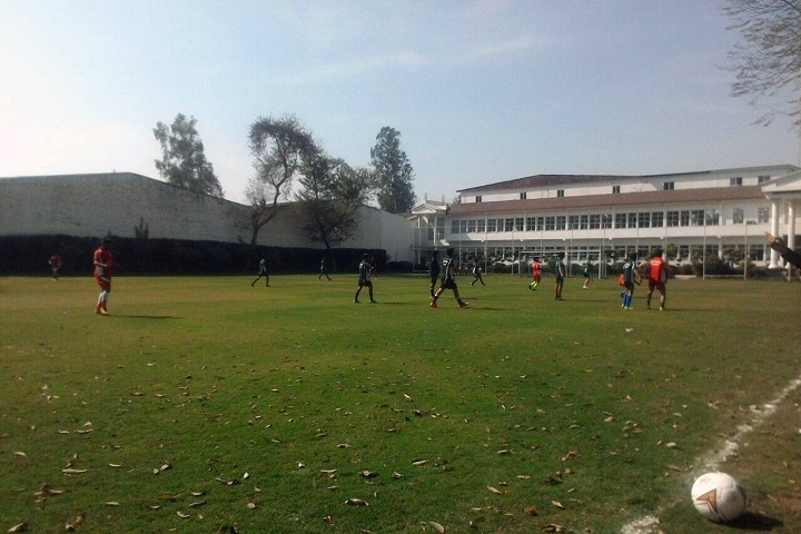 Mata Sukhdevi Public School-Sports
