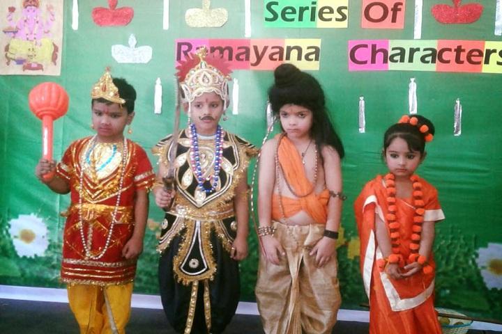 Mata Sukhdevi Public School-Festival