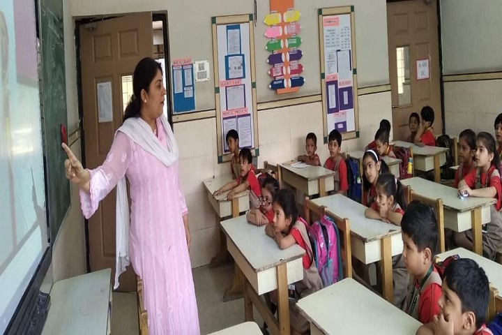 Maxfort School-Classroom