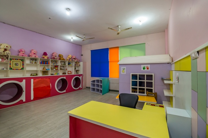 MBS International School-Activity Room