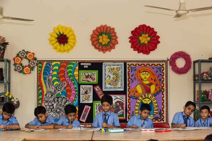 MBS International School-Art and Crat