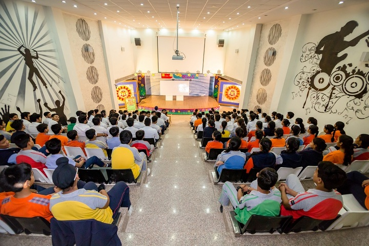MBS International School-Auditorium
