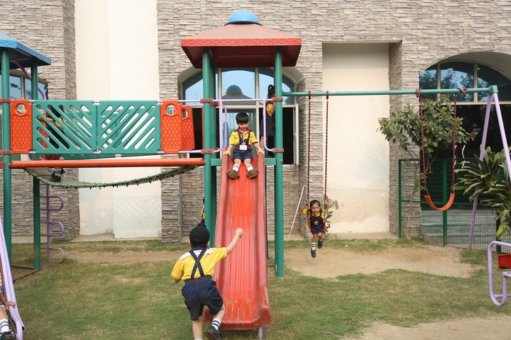 MBS International School-Kids Play Area