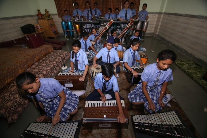MBS International School-Music Room
