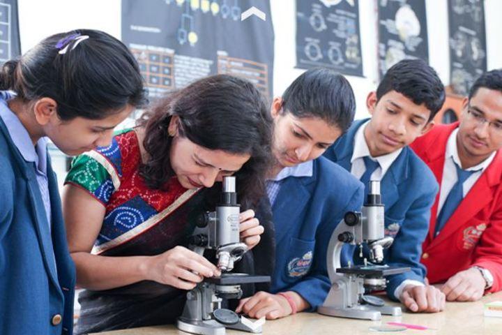 MDH International School-Biology