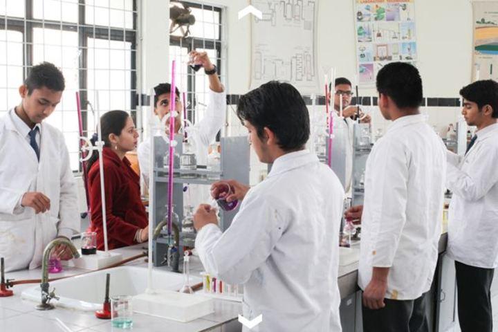 MDH International School-Chemistry Lab