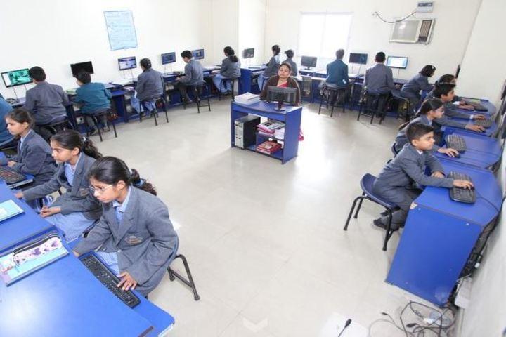 MDH International School-Computer Lab