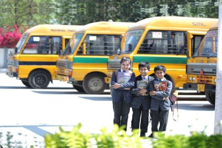 MDH International School-Transport