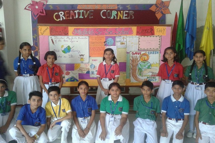 Midfields Secondary School-Creative Corner