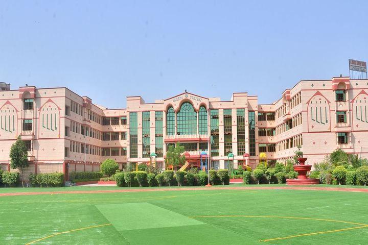 Modern Convent School-School Building