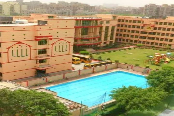 Modern Convent School-Swimming Pool