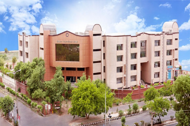 Modern International School-School Building