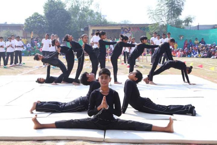 Modern International School-Sports Day