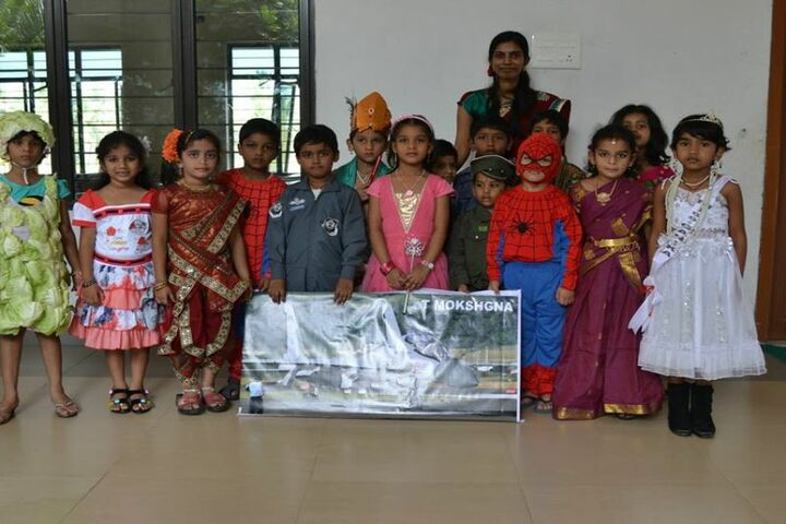 Swarnandhra International School-Fancy Dress Competition