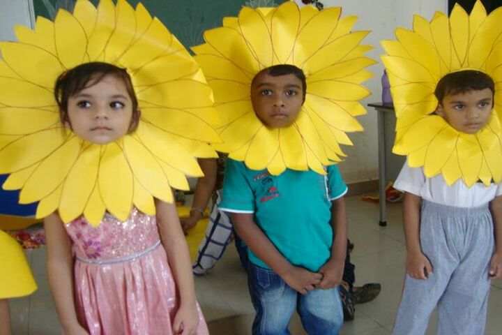 Swarnandhra International School-Flowers Day