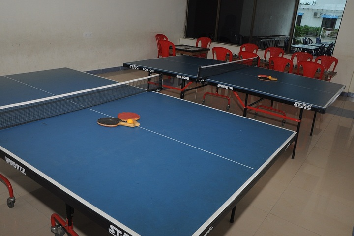 Swarnandhra International School-Indoor Games