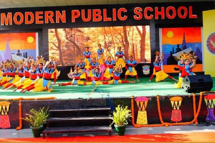 Modern Public School-Event