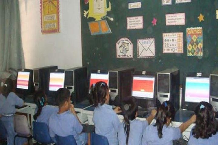 Modern School-Computer Lab