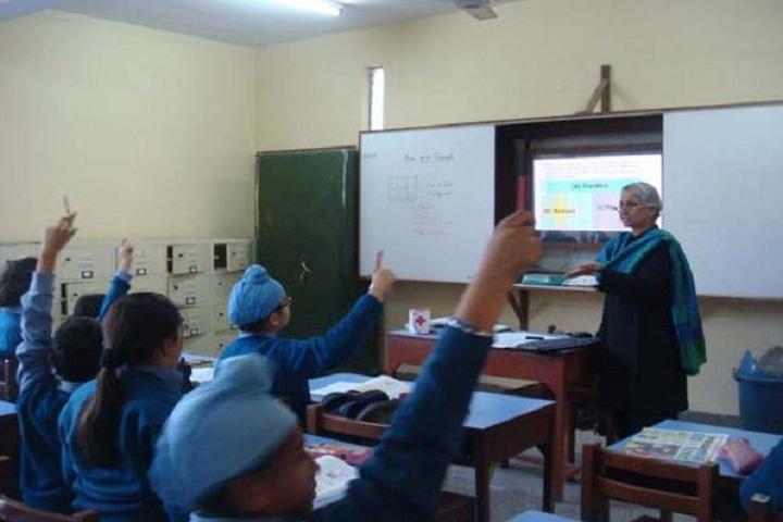 Modern School-Class Room