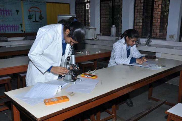 Modern School-Biology Lab Lab