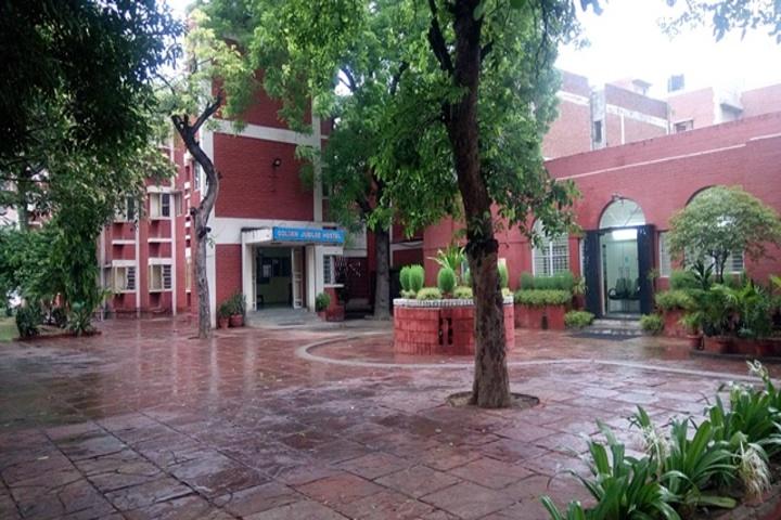 Modern School-Hostel