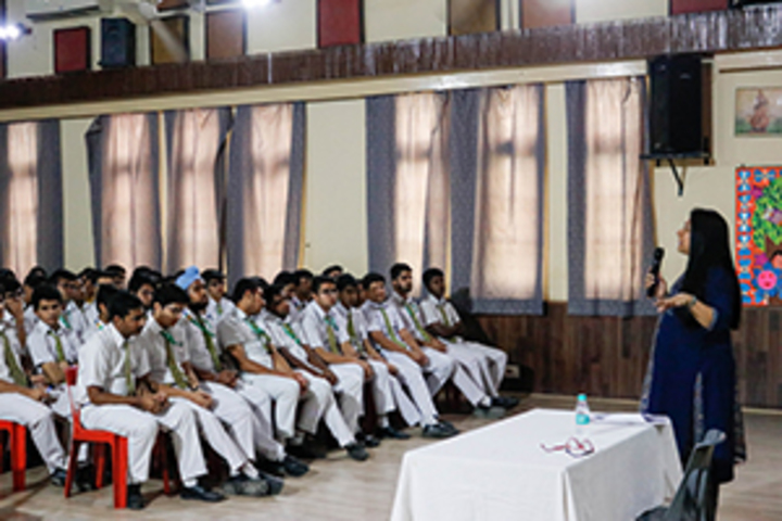 Montfort School-Counseling Session