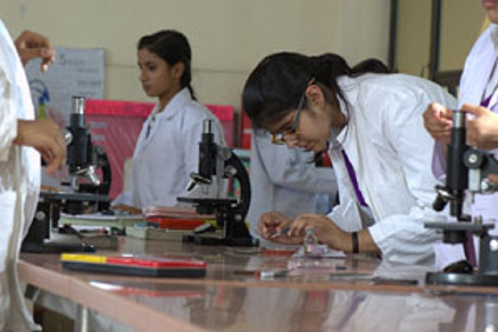 Mother MaryS School-Biology Lab